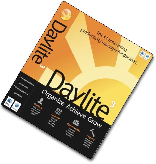 Daylite retail box