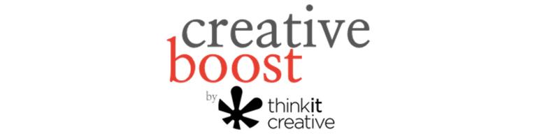 creative boost logo