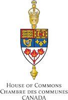 Canada House of Commons logo